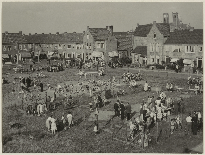 De geschiedenis van Haarlem Zuid-West